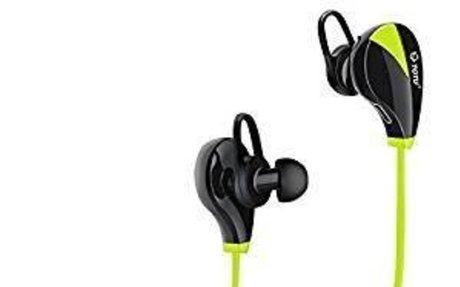Amazon.com: Bluetooth Headphones, TOTU Wireless Sports Earphones In Ear Earbuds w/ Mic Noi