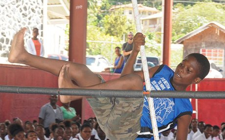 Launch of Vide Bouteille's Community Jump Centre | The St. Lucia STAR