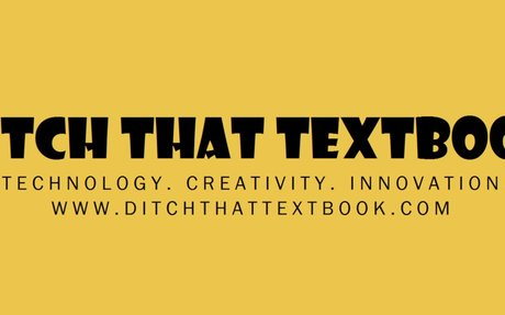 Ditch That Textbook (@DitchThatTxtbk) | Twitter