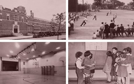 History Lesson: Four Features Of 1920s Chicago Public Schools That Reflect Changes In Educ