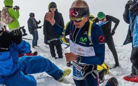 """Quiero llegar el Everest en mi madurez deportiva"""