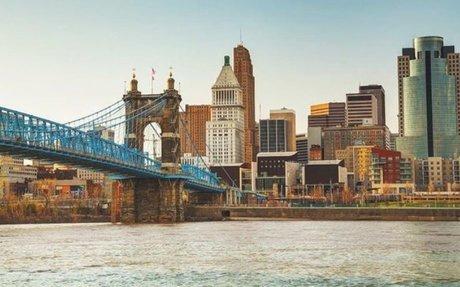 Cincinnati: Cincinnati Stakes claim as Ohio's largest economy