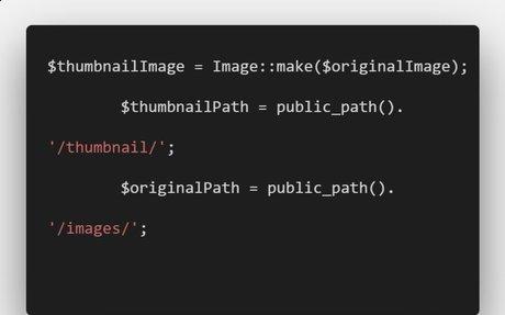 Laravel Image Resize and Upload Tutorial With Example