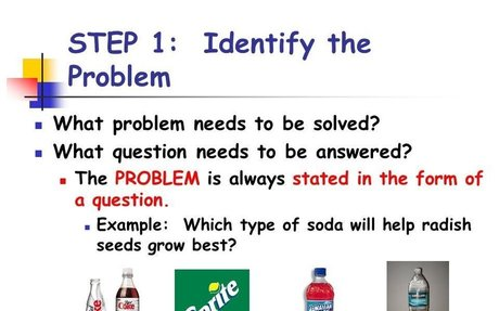 Step 1: Find the Problem