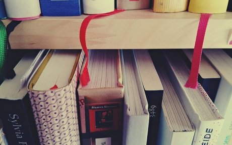Von Büchern und Empfehlungen: Empfehlung im Buchhandel