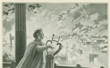 Rome Is Burning, but Nero Didn't Do It