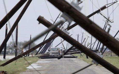 Photos: The Aftermath of Hurricane Harvey