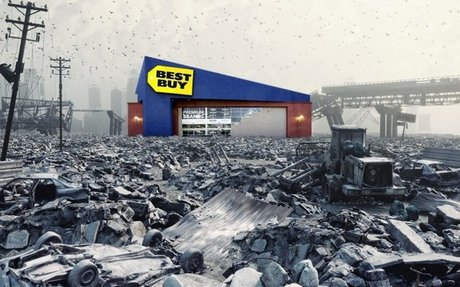How Best Buy Survived the Retail Apocalypse