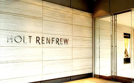 Holt Renfrew Partners to Rebrand 5 in-Store Restaurants