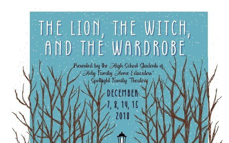 The Lion, the Witch, and the Wardrobe - Dec. 7, 8, 14, 15
