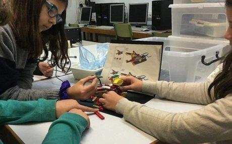 Robots per aprendre a pensar - La programació i la robòtica afavoreixen  el raonament.