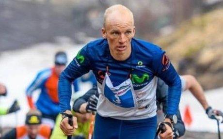 Ecuatoriano Karl Egloff impone nuevo récord de velocidad en Elbrús
