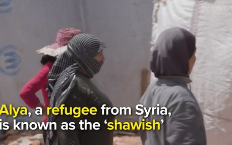 Lebanon: Syrian refugee woman challenges tradition with leadership role