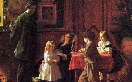 Christmas in 19th Century America | History Today
