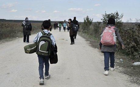 Ständig skräck och stress – så lever papperslösa barn i Sverige | forskning.se