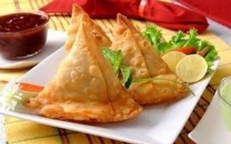 Samosa are a good appetizer