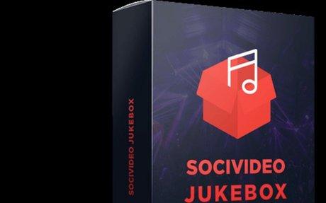 SociVideo Jukebox – Facebook Twitter Auto Posting Software