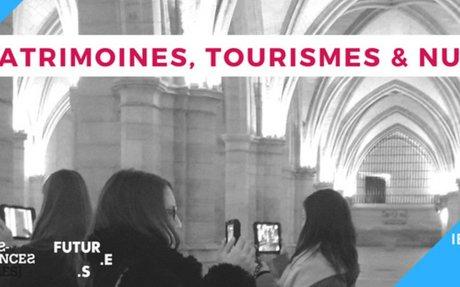 2018 - Organisation d'un événement sur le patrimoine, le tourisme et le numérique
