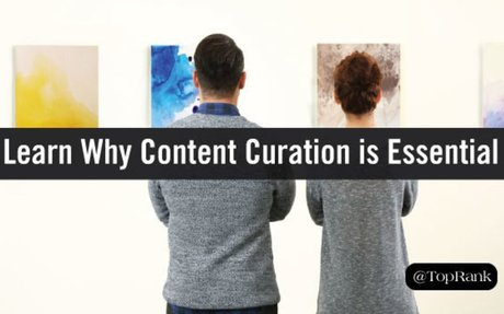 Why Content Curation Is an Essential Part of Your Marketing Mix