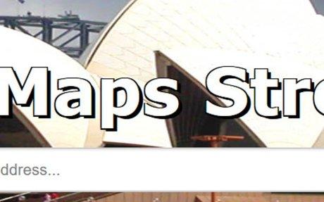 Google Maps Street View_Utcakép
