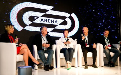 ITA: experts at IT Arena say Ukraine lacks managers and positive image, but still can succ