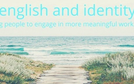 My English and identity Facebook Page