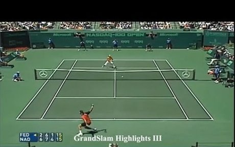 Roger Federer - Best Points in High Definition - Greatest Tennis Player