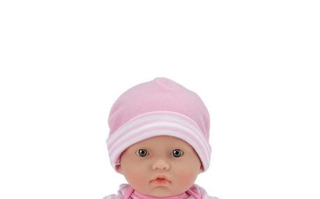 JC Toys La Baby 11-inch Washable Soft Body Baby Doll