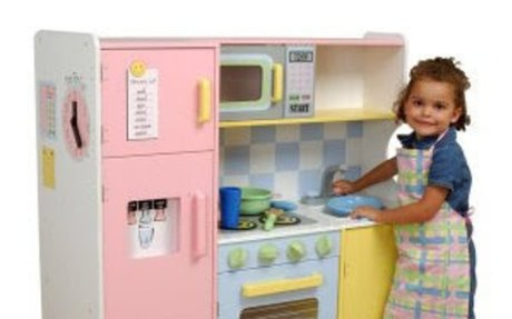 Cook Nook Classics: The Best Wooden Kitchens for Kids