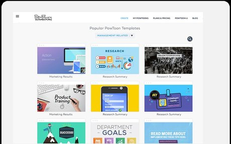 PowToon | Create Animated Videos for Work or Play