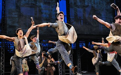 Disney NEWSIES | The Broadway Musical