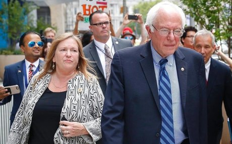 Grand jury seeks testimony about Bernie Sanders' wife, $10M college loan: report