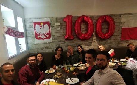 #PL100: Szkoła Anders to taka MAŁA POLSKA świętująca 100-lecie Niepodległości | Polacy we