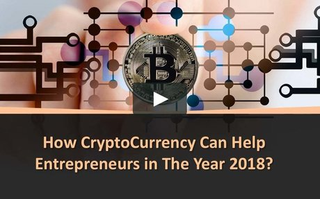 Michael Telvi   Advantages of CryptoCurrency for Entrepreneur in 2018?
