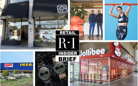 BRIEF: Canada's Largest Online Beauty Store Unveiled, Ikea Shelves Planned London Store