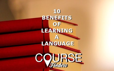 10 benefits of learning a language | CourseFinders | CourseFinders