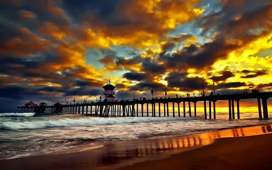 City of Huntington Beach, California - Home