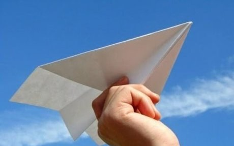 Easy Paper Airplane!