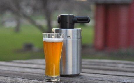 Otthoni sörfőzés 24 órán belül? Már ez sem lehetetlen!