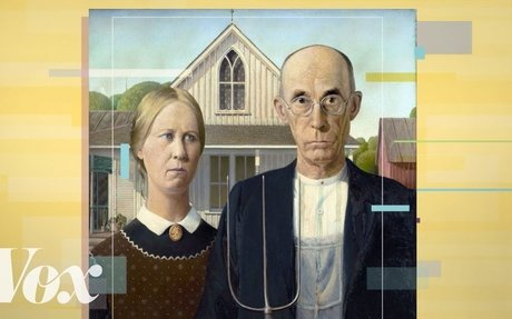 How American Gothic became an icon 1
