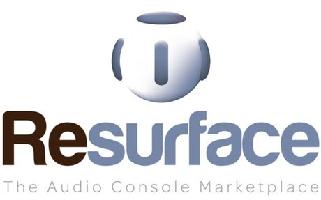 Resurface mixing console marketplace launches | Pro Audio