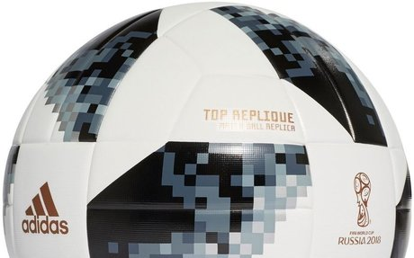 Amazon.com : adidas FIFA World Cup Top Replique Soccer Ball : Sports & Outdoors