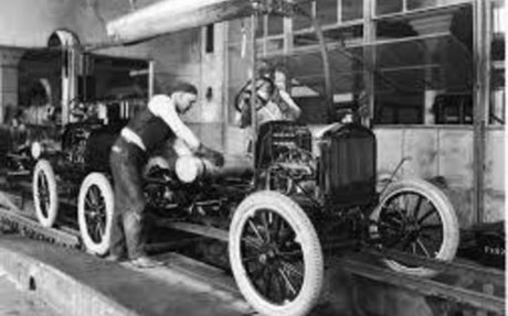 9. Henry Ford and The First Assembly Line