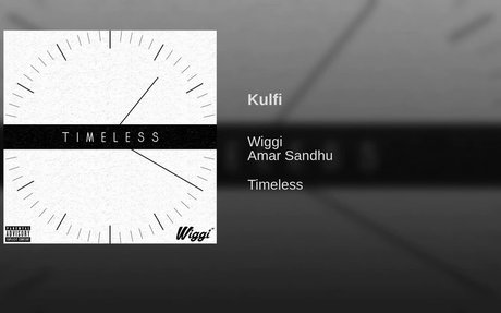 Kulfi | Amar Sandhu | WIGGI |   (Official Audio)