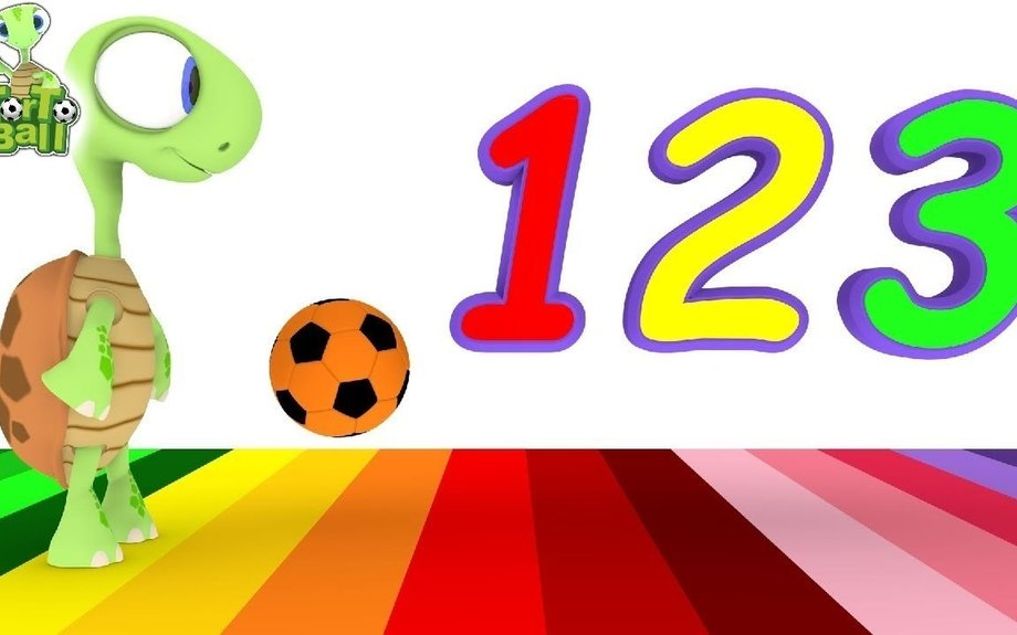 Learn To Count To 20 | Learn Numbers with Colors Ball | Cartoon For Children and Kids