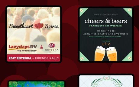 Tampa, FL RV Events, Motorhome Rallies & Activities | Lazydays