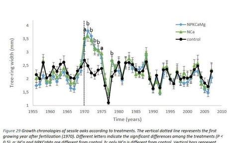 Peut-on changer les trajectoires de croissance après une sécheresse en fertilisant ?