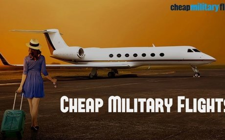 Get Easy Financial Help for Tours with Cheap Military Flights on EMI