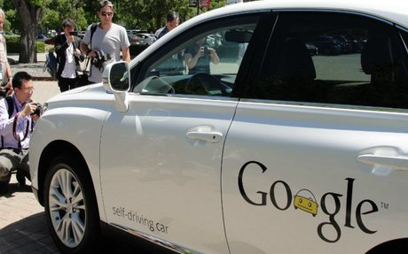 Google's Self-Driving Cars Are Ridiculously Safe