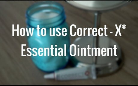 Correct-X® Essential Ointment